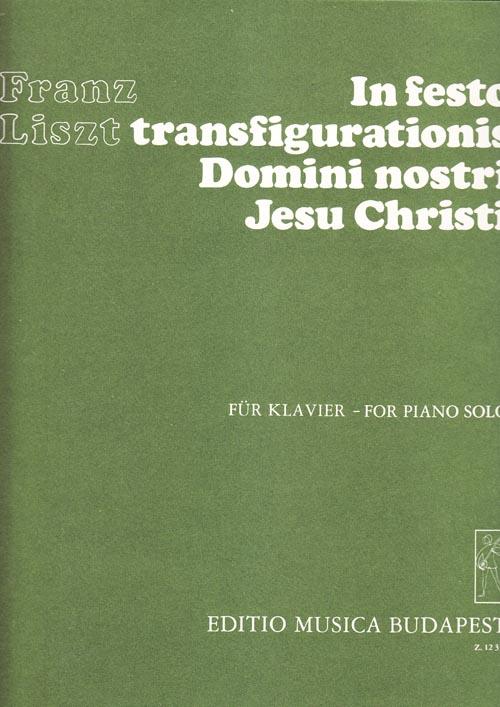Liszt_In festo.