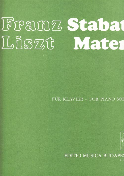Liszt_Stabat Mater.